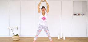 Yoga gegen das Gedankenkarussell