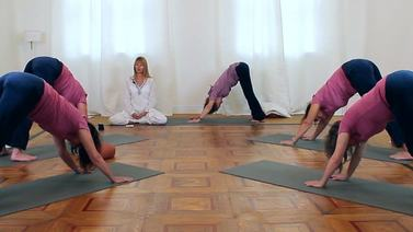 Yoga Video Anti-Stress-Yoga mit Kerstin Leppert