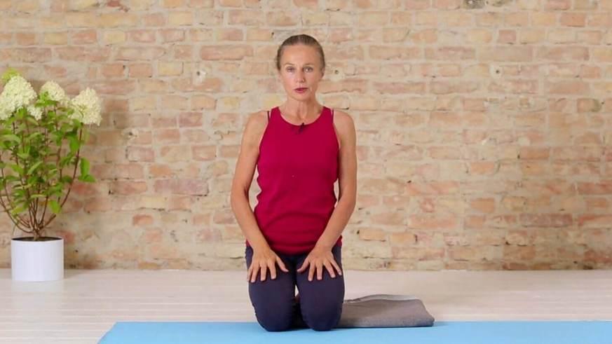 Yoga Video Einführung: Hormon-Yoga