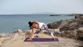 Yoga Video Glückliche Hüften