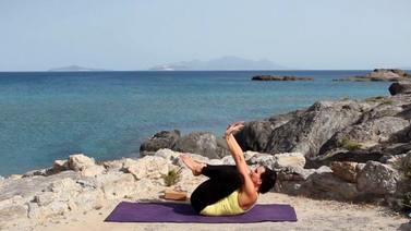 Yoga Video Yoga für eine starke, geschmeidige Mitte
