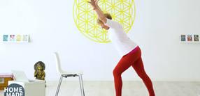 In die eigene Kraft finden: Senioren-Yoga (70+)