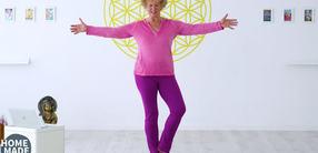 Standfest werden (auch in stürmischen Zeiten): Senioren-Yoga (70+)