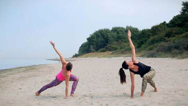 Yoga Video Happy Yoga - Sweet Morning