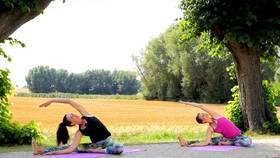 Yoga Video Happy Yoga - Calm
