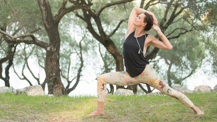Muladhara-Chakra-Yogaklasse