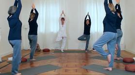 Yoga Video Kundalini Yoga für den Rücken