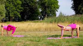Yoga Video Happy Yoga - Energie tanken.