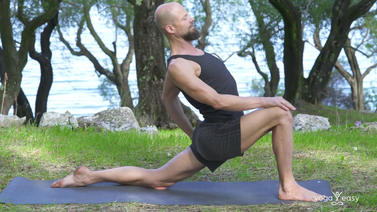 Yoga Video Dynamisches High Intensity Yoga