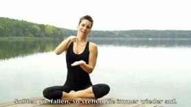 Yoga Video Power Yoga für Hörgeschädigte - Einführung für die 25-minütige Anfänger-Praxis