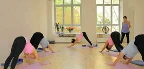 Anusara Yoga® - Entfalte dein kreatives Potential