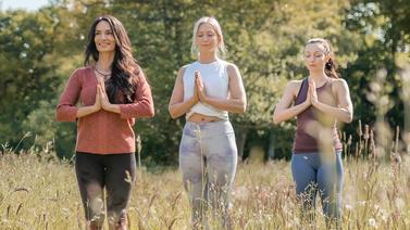 """Yoga Video Was erwartet dich beim Programm """"Yoga für zwischendurch""""?"""