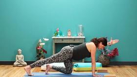 Yoga Video Rundum Glücklich in der Schwangerschaft