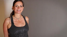 Yoga Video Interview mit Nicole Bongartz