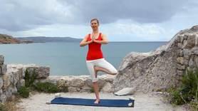 Yoga Video Starker Körper, klarer Geist - Teil 1: Für einen knackigen Po und schöne Beine