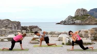 Yoga Video Yoga Core - stärke deine Mitte
