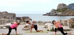 Yoga Core - stärke deine Mitte