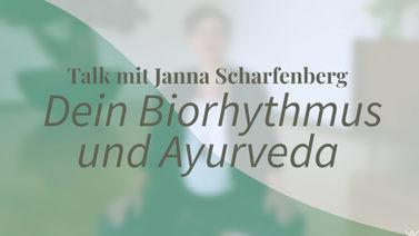 Biorhythmus Ayurveda