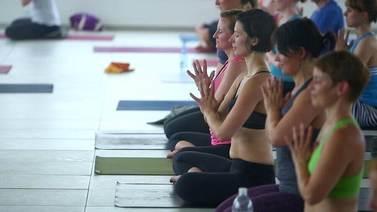 Yoga Video Impressionen Diamond Retreat Kos 2014