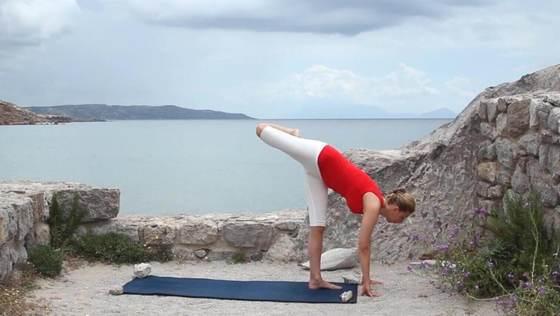 Yoga Video Starker Körper, klarer Geist - Teil 2: Für eine schöne Haltung und einen flachen Bauch
