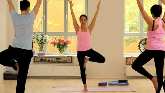 """Yoga Video Yoga für Anfänger: """"Organische Energie - das lebendige Pulsieren"""""""