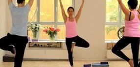 """Yoga für Anfänger: """"Organische Energie - das lebendige Pulsieren"""""""