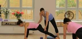 """Yoga für Anfänger - """"Innere Spirale - eine neue Freiheit"""""""