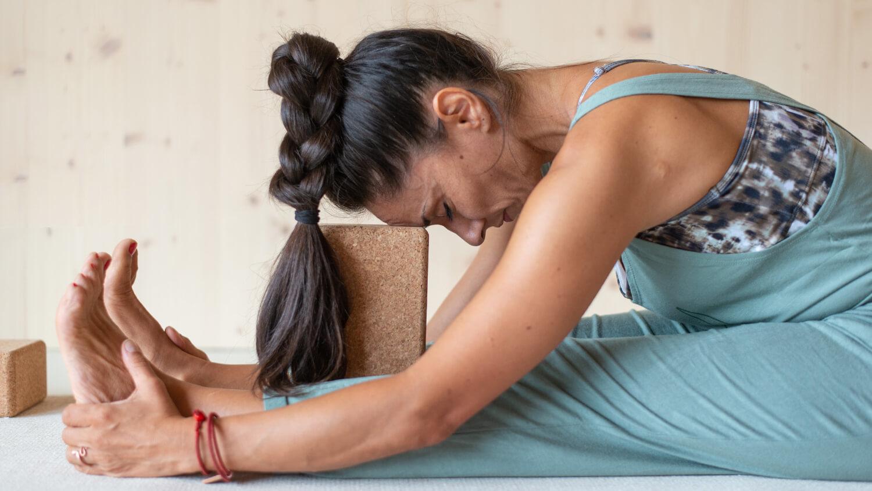 Deep Relaxation Yin Yoga