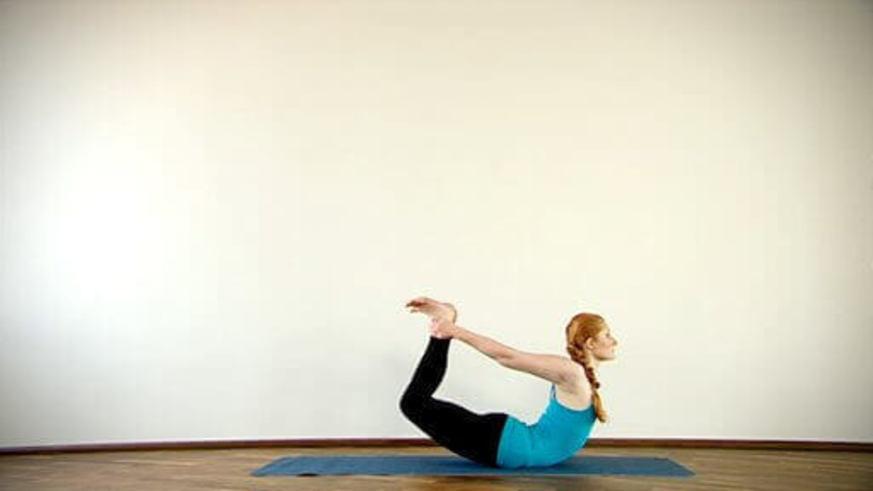Yoga Video Clip: Dhanurasana (Bogen)