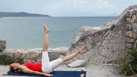 Yoga Video Starker Körper, klarer Geist - Teil 3: Für eine schlanke Taille, gesunde Schultern und schöne Arme