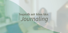 Yogatalk: Journaling