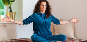 Kundalini-Übung: Das Herz klären