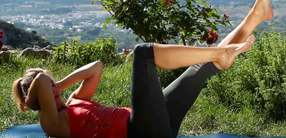 Yoga statt Prozac - gegen schlechte Laune