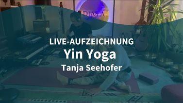 Yoga Video 18.04.21: Yin Yoga für Kreativität und Entscheidungskraft(live)