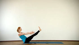 Yoga Video Clip: Navasana (Boot)