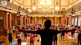 Yoga Video Impressionen von der Inside Yoga Conference 2014