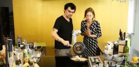 Mehl and More: Das fruchtige Cous-Cous-Frühstück