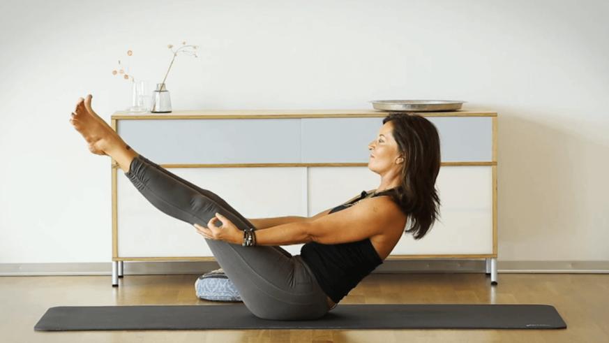 Yoga Video Detox am Morgen