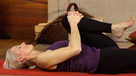 Yoga Video Moonlight: sanftes Abendyoga