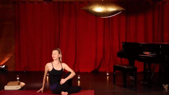 Yoga Video Göttinnen Yoga