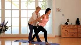 Yoga Video Yoga zur Stärkung des gesamten Rückens