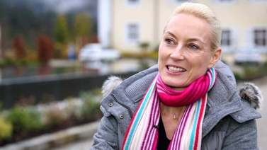 Yoga Video Patricia Thielemann über Yoga, Herausforderungen und Frisuren