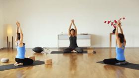 Yoga Video FaszienYOGA Allgemein: mit Yoga das Bindegewebe dehnen und Verspannungen lösen