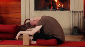 Yoga Video Yin Yoga: eine hüftöffnende Übungspraxis