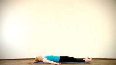 Yoga Video Clip: Savasana (Totenstellung)