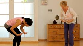 Yoga Video Mobilisierung und Entspannung des Rückens