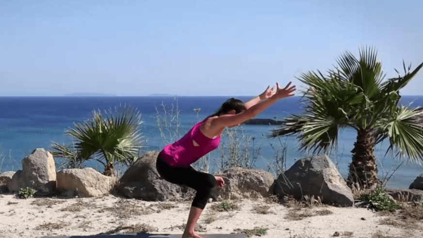 Yoga Video Yoga für innere Balance