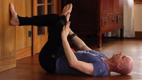 Yoga Video Yin Yoga gegen Stress und Jetlag