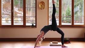 Yoga Video Spirit Yoga Signature Level 2: ein anspruchsvoller Vinyasa Flow für Fortgeschrittene