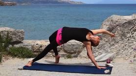 Yoga Video Mit Rückbeugen das Herz öffnen